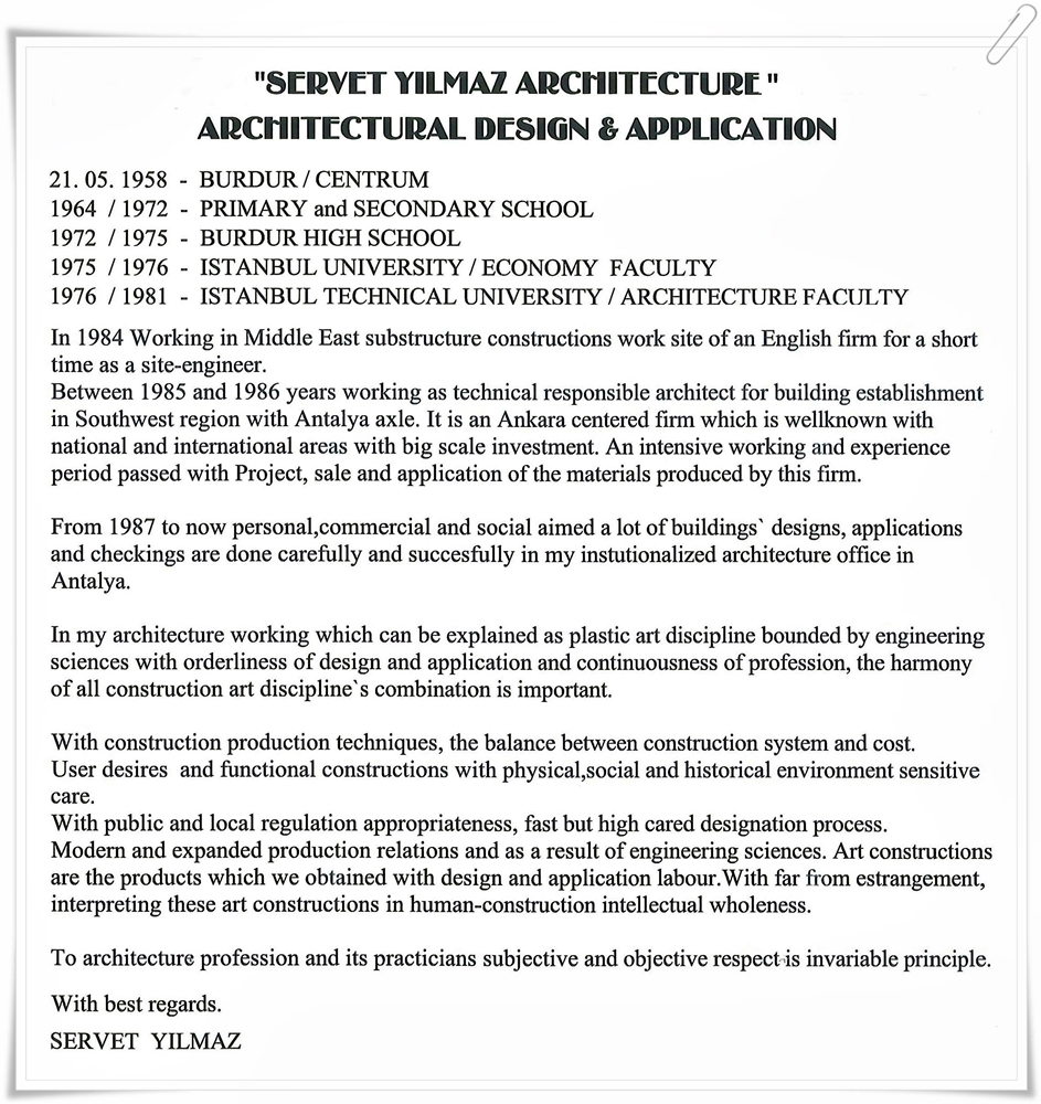 curriculum vitae for engineers